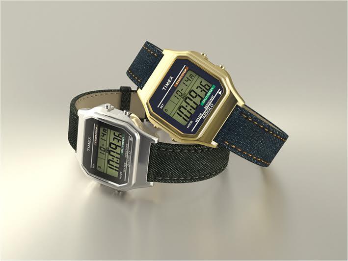 8e0aee36821 Já conhecem a nova versão do relógio Timex que tanto sucesso fez nos anos  80